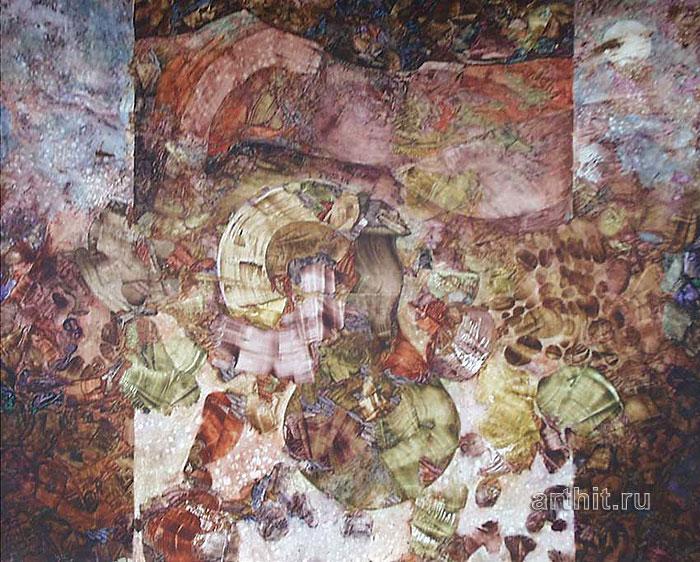 ''Дома нет дома''.  Викторов Михаил. Продажа картин, предметов декоративно-прикладного искусства