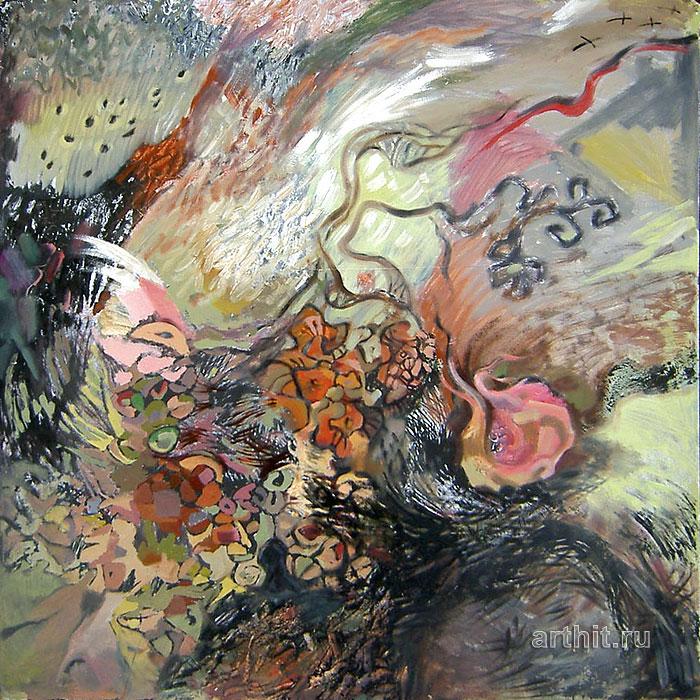 'In the late of autumn'. Bagina Olga