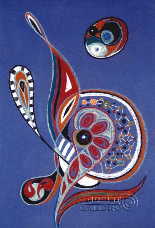 ''#0047-04''.  Колесников Евгений. Продажа картин, предметов декоративно-прикладного искусства