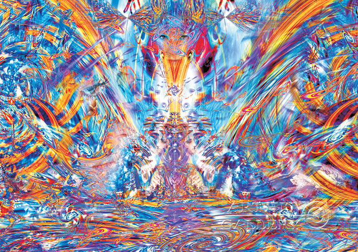 ''Gold seeds of destiny''.  Степанов Дмитрий. Продажа картин, предметов декоративно-прикладного искусства