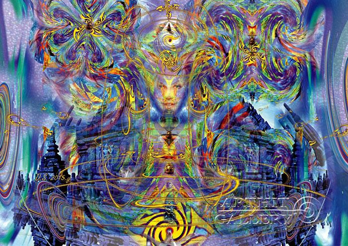 ''GA RU DA''.  Степанов Дмитрий. Продажа картин, предметов декоративно-прикладного искусства