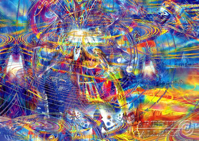 ''In Search of Lost Time''.  Степанов Дмитрий. Продажа картин, предметов декоративно-прикладного искусства