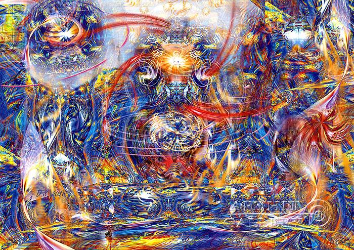 ''NEMESIS 717''.  Степанов Дмитрий. Продажа картин, предметов декоративно-прикладного искусства