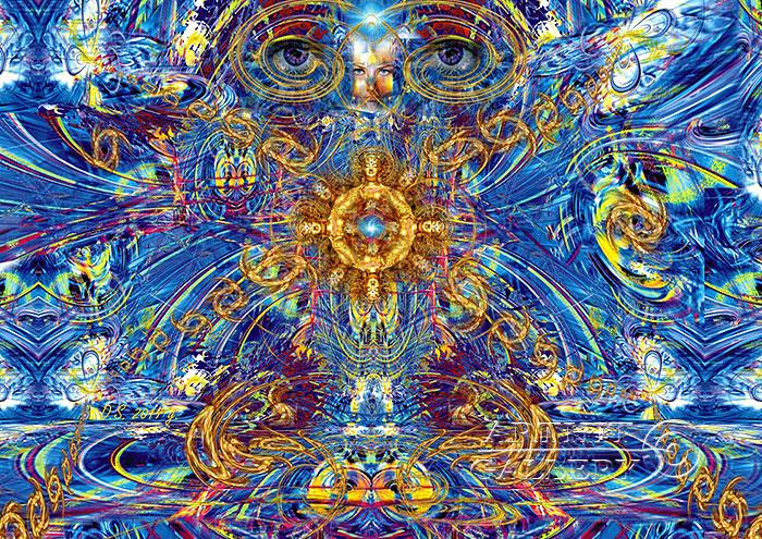 ''Four truths in a way''.  Степанов Дмитрий. Продажа картин, предметов декоративно-прикладного искусства