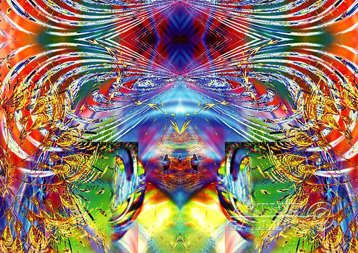 ''Entering the stream-972-S-A''.  Степанов Дмитрий. Продажа картин, предметов декоративно-прикладного искусства