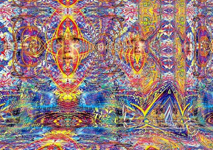 ''Energy systems of creation 797''.  Степанов Дмитрий. Продажа картин, предметов декоративно-прикладного искусства