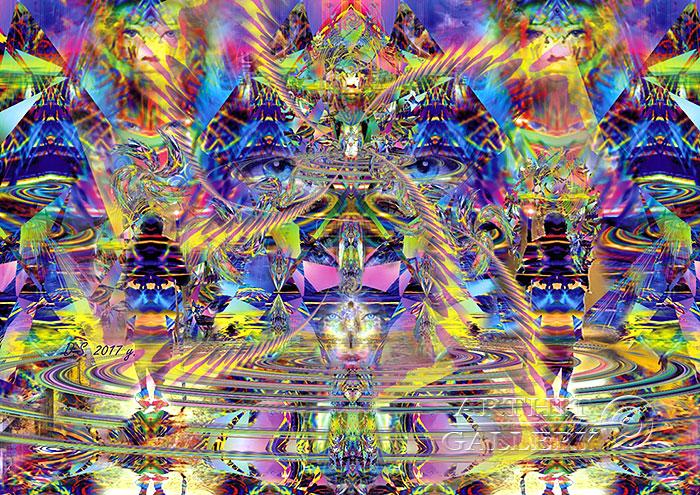 ''Everlasting dreams-797A''.  Степанов Дмитрий. Продажа картин, предметов декоративно-прикладного искусства