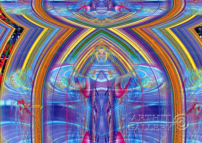 ''Emptiness-798''.  Степанов Дмитрий. Продажа картин, предметов декоративно-прикладного искусства