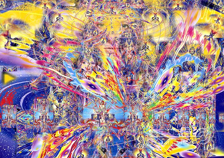 ''River Currant-Styx''.  Степанов Дмитрий. Продажа картин, предметов декоративно-прикладного искусства