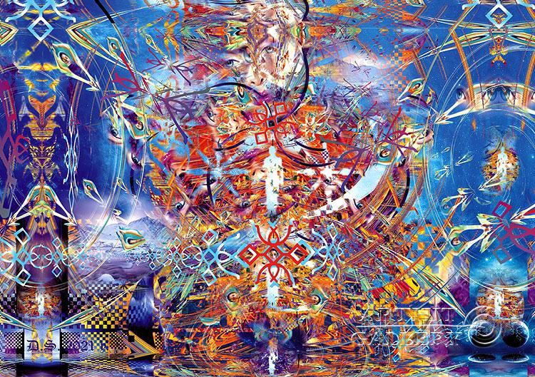 ''Not casual transitions of love. 7529''.  Степанов Дмитрий. Продажа картин, предметов декоративно-прикладного искусства