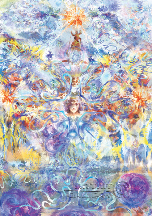 Kalatrava dmitry stepanoff abstract art original for Original abstract paintings for sale
