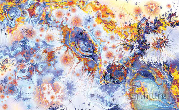 ''Milky way''.  Степанов Дмитрий. Продажа картин, предметов декоративно-прикладного искусства