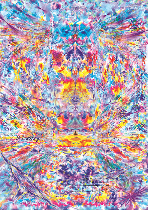 Egregor dmitry stepanoff abstract art original abstract for Original abstract paintings for sale