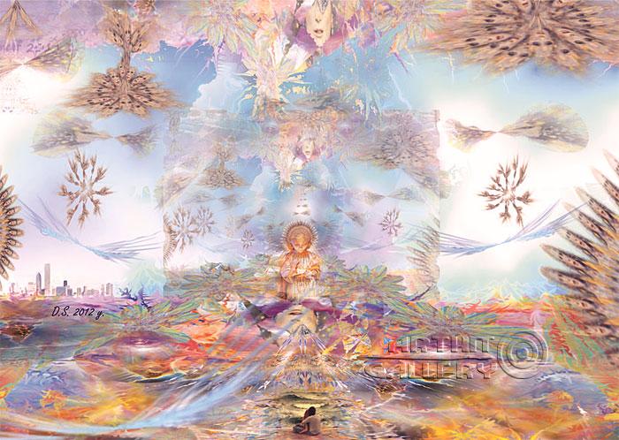 ''Dreams and Dreams''.  Степанов Дмитрий. Продажа картин, предметов декоративно-прикладного искусства
