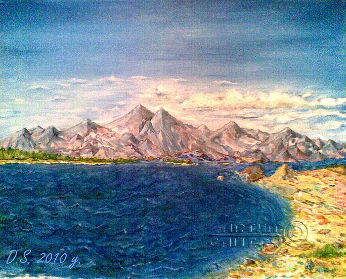 'Flood'  by Stepanoff Dmitry