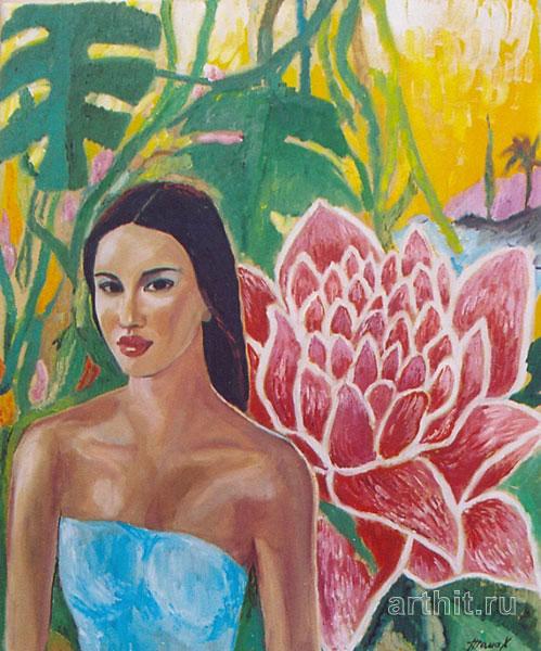 'Flower'  by Hodzhakulova Tamara