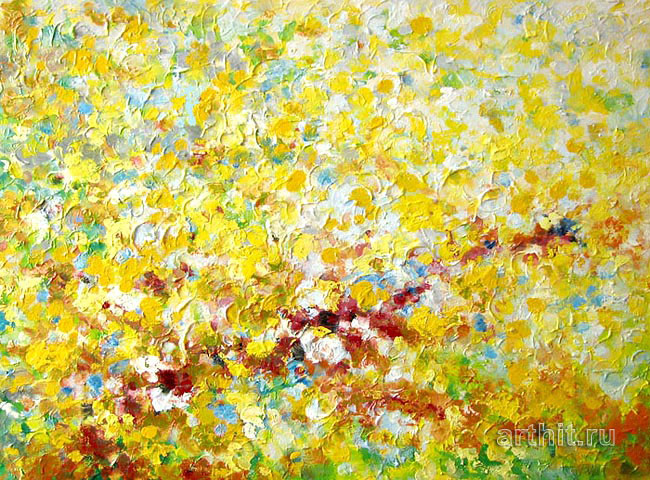 'Melody of flowers |Composition # 6'  by Shupletsov Nick