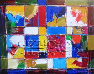 ''Опус''.  Манукян Гагик. Продажа картин, предметов декоративно-прикладного искусства