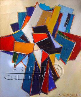 ''Мелодия''.  Манукян Гагик. Продажа картин, предметов декоративно-прикладного искусства