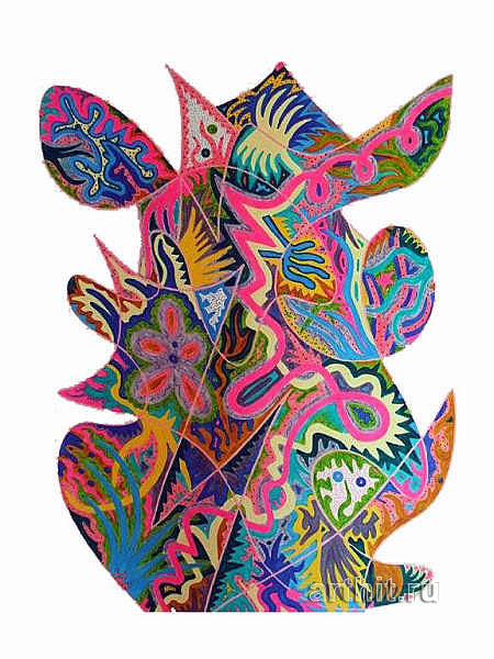''Творческие всплески''.  Урабе Элизабет. Продажа картин, предметов декоративно-прикладного искусства