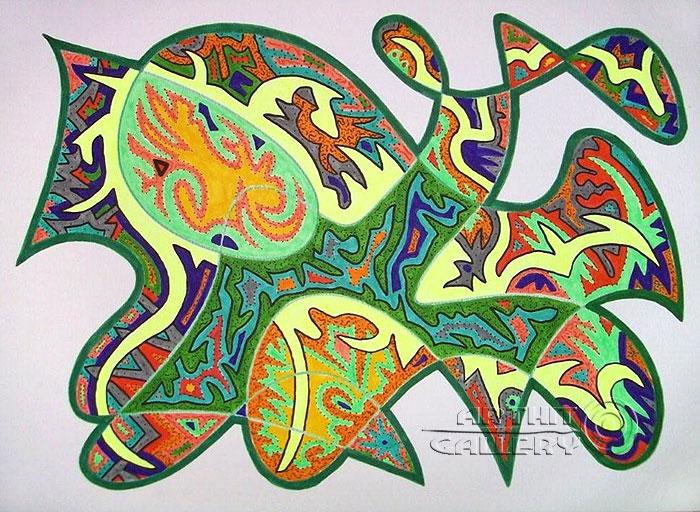 'Untitled #5'  by Urabe Elizabeth