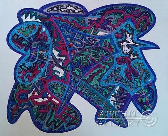 'Untitled #13'  by Urabe Elizabeth