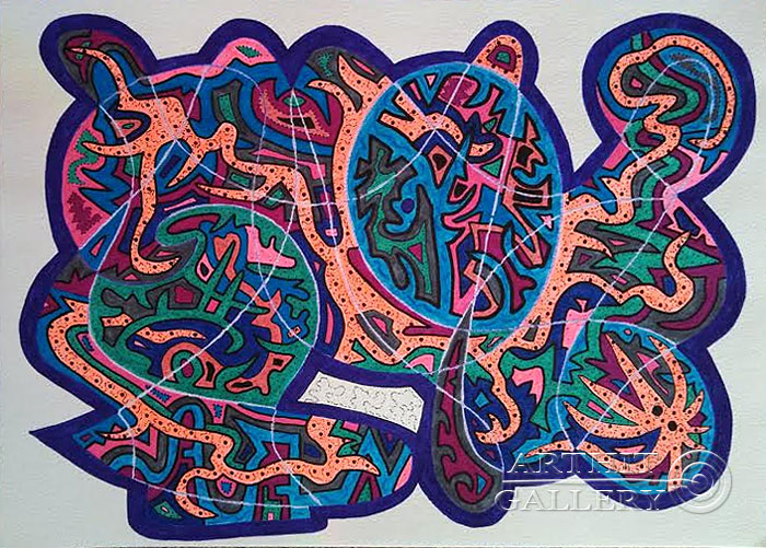 'Untitled #18'  by Urabe Elizabeth