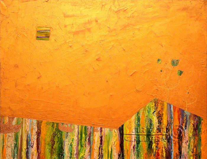 ''Cокровище''.  Рябов Михаил. Продажа картин, предметов декоративно-прикладного искусства