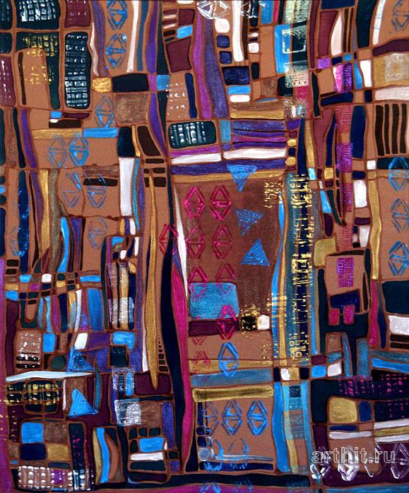 ''Без названия''.  Манукян Инга. Продажа картин, предметов декоративно-прикладного искусства
