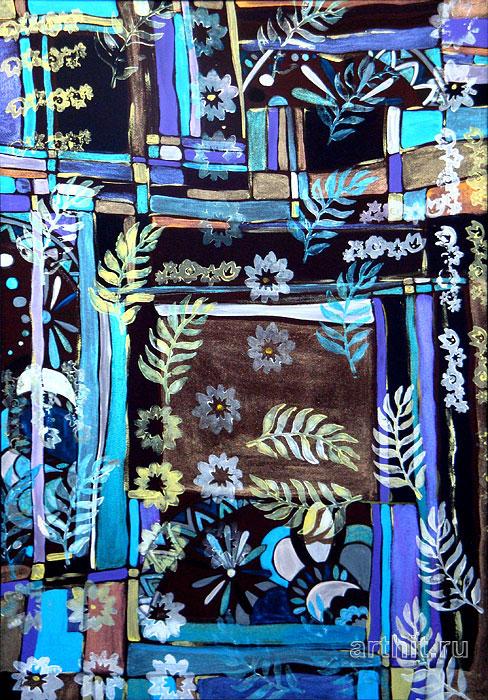 ''Без названия #2''.  Манукян Инга. Продажа картин, предметов декоративно-прикладного искусства