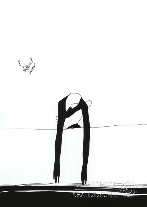 ''Water''.  Романенкова  Виктория. Продажа картин, предметов декоративно-прикладного искусства
