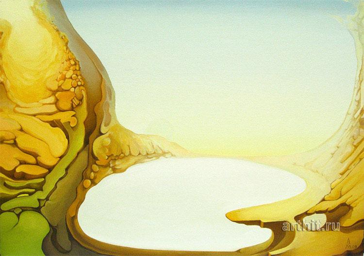 ''Восхождение''.  Маркин Андрей. Продажа картин, предметов декоративно-прикладного искусства