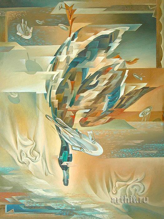 ''Н.Л.О.''.  Сабиров Закир. Продажа картин, предметов декоративно-прикладного искусства