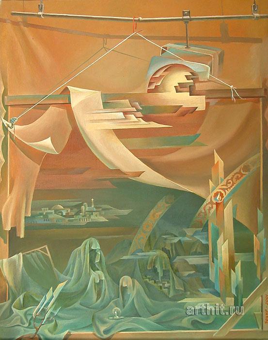 'Illusive dump'. Sabirov Zakir