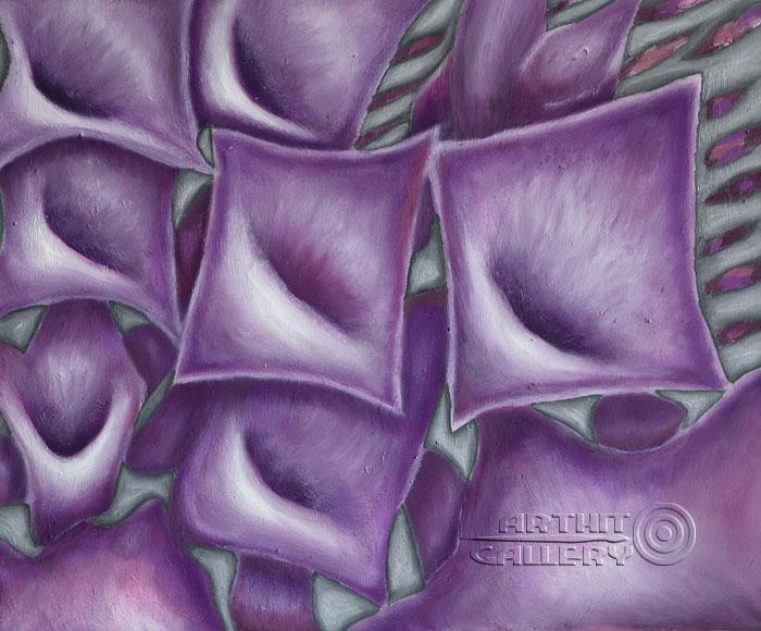 'Lilies'. Minaeva Tatyana