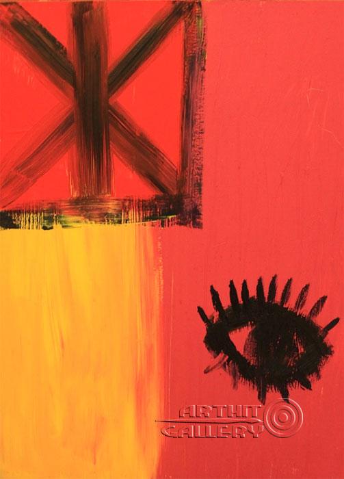 ''Лондон''.  Аллеар Екатерина. Продажа картин, предметов декоративно-прикладного искусства