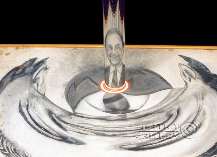 ''Тата''.  Автар Сингх Вирди. Продажа картин, предметов декоративно-прикладного искусства
