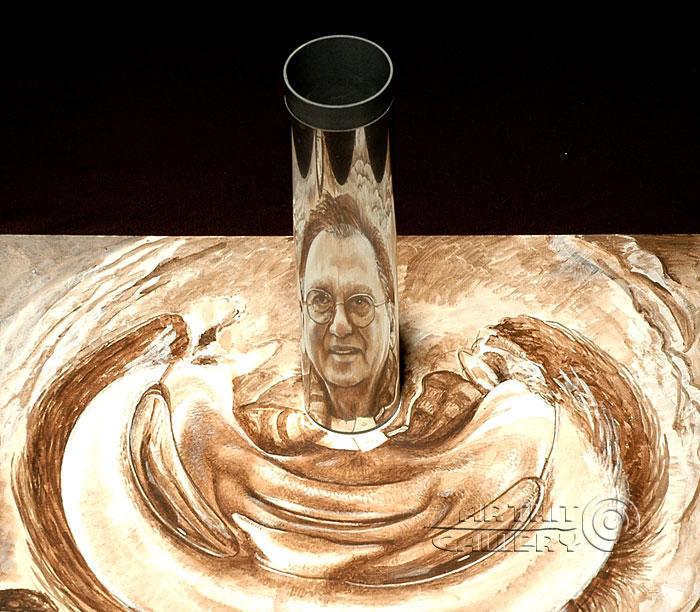 ''Сунил Датт''.  Автар Сингх Вирди. Продажа картин, предметов декоративно-прикладного искусства