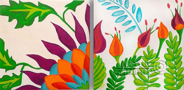 ''Из серии `Нежность`''.  Манукян Вероника. Продажа картин, предметов декоративно-прикладного искусства