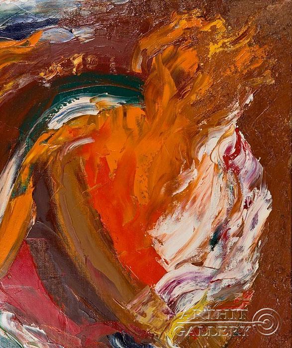 'In a stream of flame'. Dyakonov Yuriy
