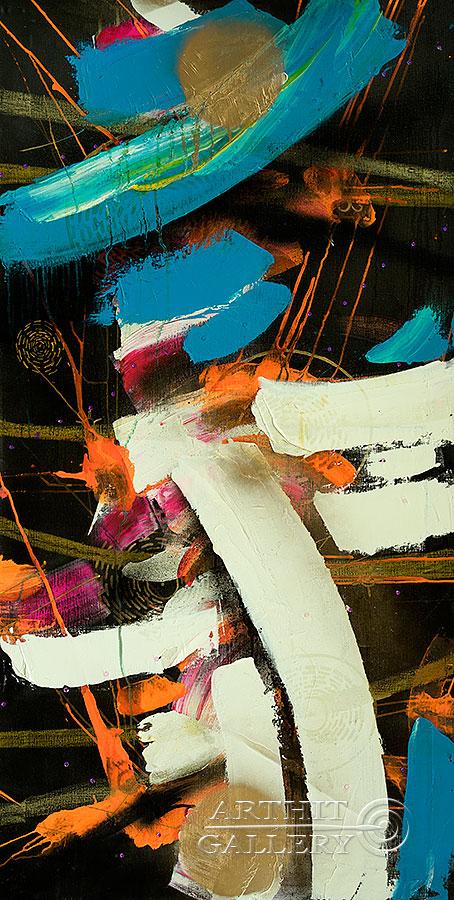 ''Подруга''.  Абрамова Ирина. Продажа картин, предметов декоративно-прикладного искусства