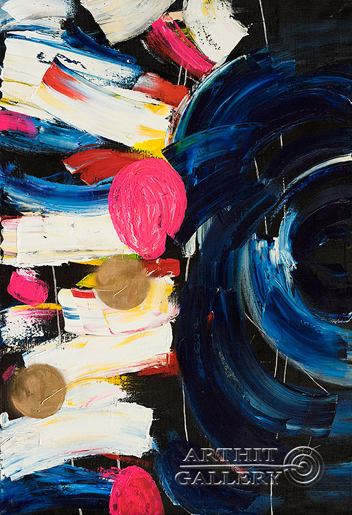 ''Друг''.  Абрамова Ирина. Продажа картин, предметов декоративно-прикладного искусства