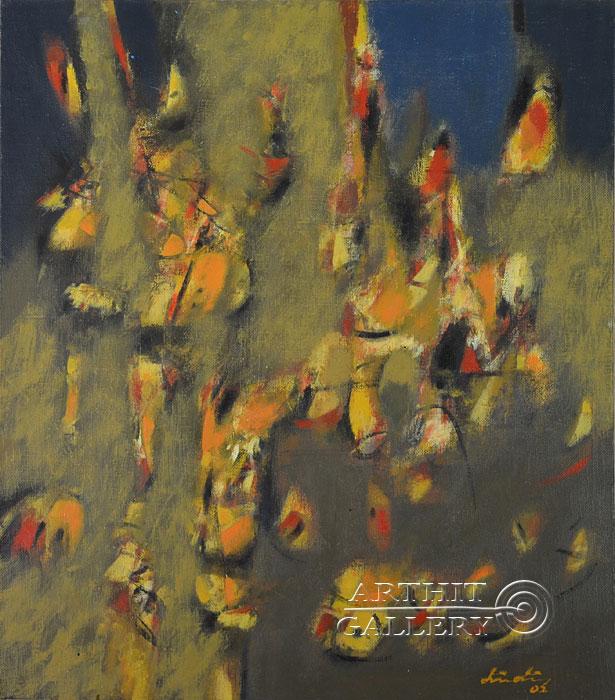 ''Метаморфоза''.  Лео Лео. Продажа картин, предметов декоративно-прикладного искусства