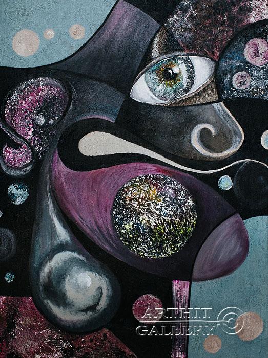 'Soul cry'. Surikova Olga