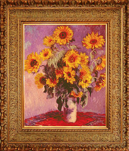 Bouquet Of Sunflowers Maria Akinshina Embroidery Paintings Hand