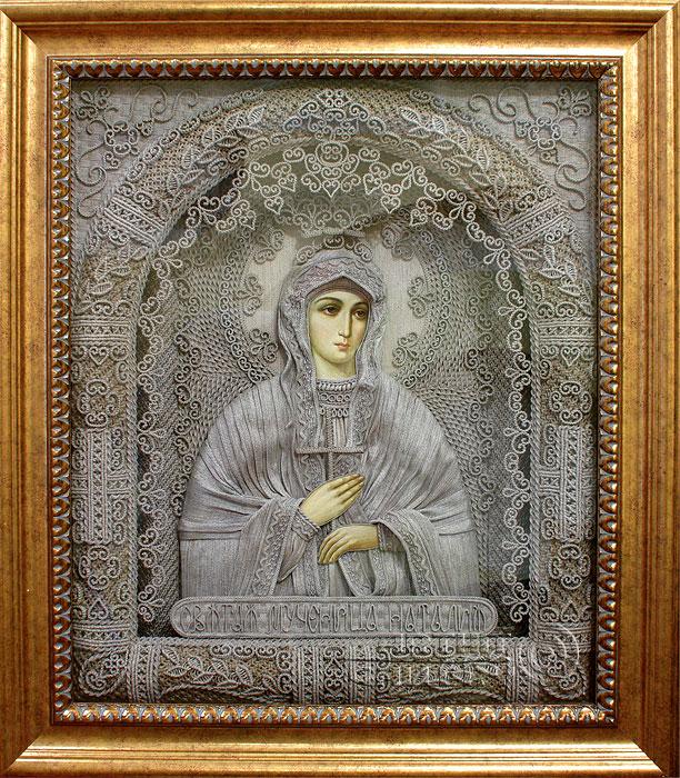 плетение икон: