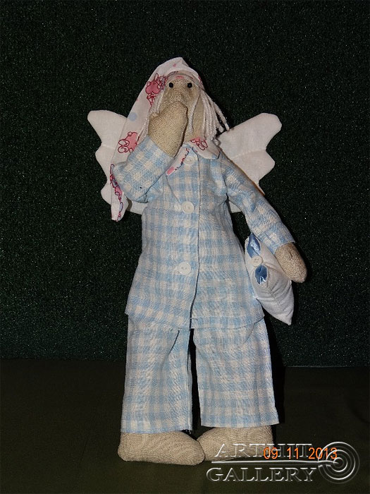 ''Кукла-оберег #1''.  Кондаков Сергей. Продажа картин, предметов декоративно-прикладного искусства