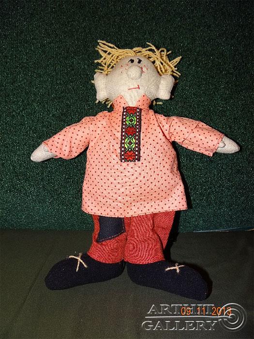 ''Кукла-оберег #2''.  Кондаков Сергей. Продажа картин, предметов декоративно-прикладного искусства