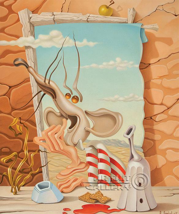 ''Эйфория''.  Лямкин Александр. Продажа картин, предметов декоративно-прикладного искусства