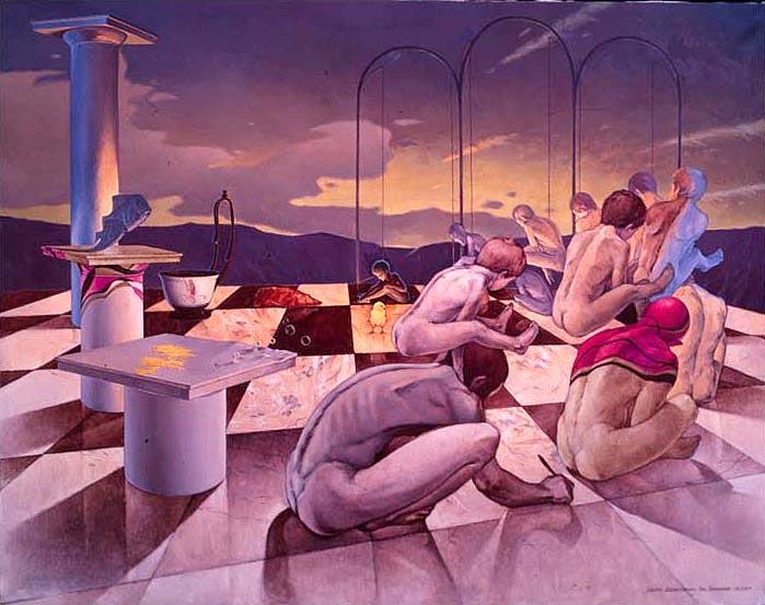 Surrealist Artist Sergey Demenchenko Surrealists Art